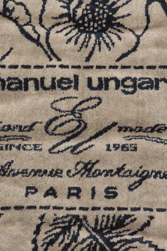 Наборы полотенец Набор полотенец 2 шт Emanuel Ungaro Fleur серый Nabor-polotenec-fler-ot-Emanuel-Ungaro-1.jpg