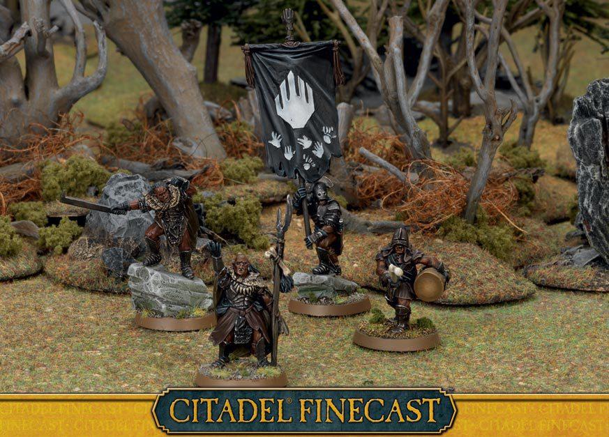 Isengard Commanders