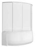 Шторка на ванну BAS Фэнтази полистирол