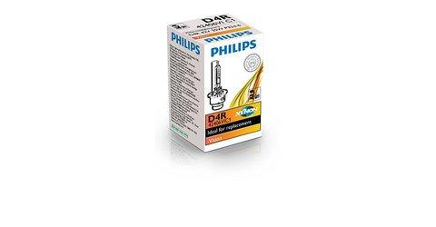 Лампа ксенон D4R (4200К) Philips Vision