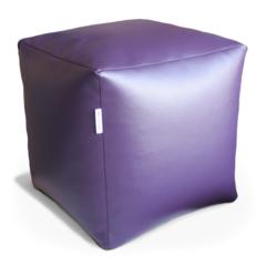 Пуфик куб Фиолетовый