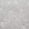 Элитная шторка для ванной 240х200 Embroidery 2803 Mix от Arti-Deco