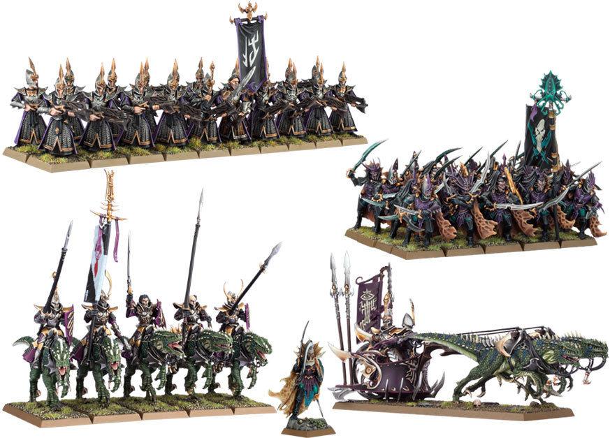 Warhost of Naggaroth