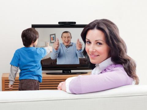 LOGITECH TV Cam HD Skype [84249]