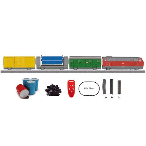 Детская игрушечная железная дорога