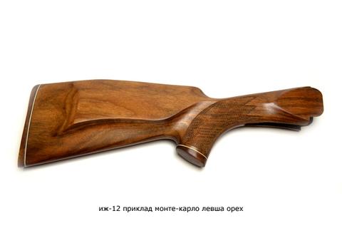 иж-12 приклад монте-карло левша орех