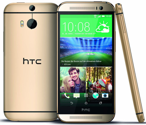 HTC ONE M8 Gold (MTK6582)