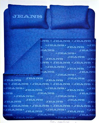 Комплекты Постельное белье 1.5 спальное Caleffi Jeans komplekt_postelnogo_belya_Jeans_ot_caleffi.jpg