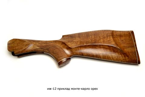 иж-12 приклад монте-карло орех
