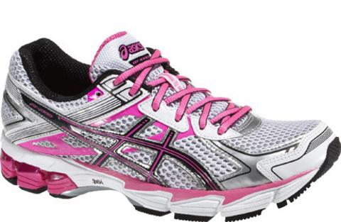 Asics GT-1000 2 Pink кроссовки для бега женские