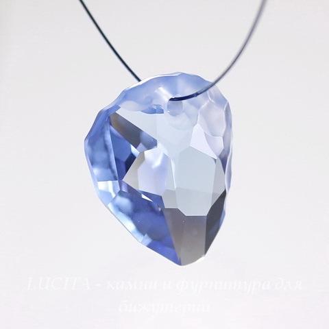 6190 Подвеска Сваровски Rock Light Sapphire (23 мм) ()