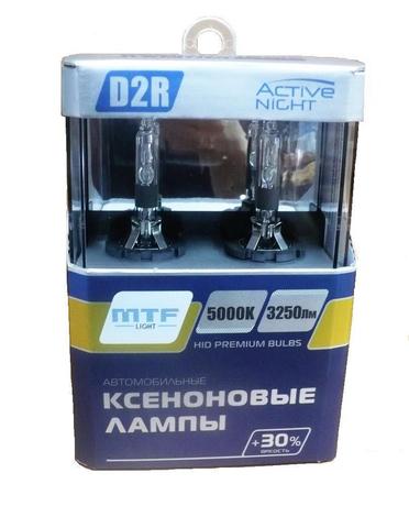 Ксеноновые лампы MTF Light D2R ACTIVE NIGHT +30%