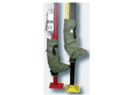 Защитный чехол подвижного механизма домкрата