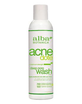 Средство для очищения жирной и проблемной кожи, Alba Botanica