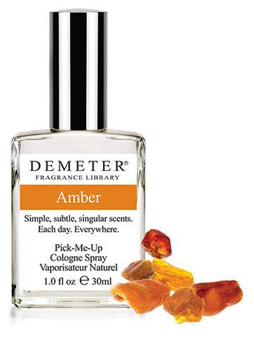 Духи «Амбра» от Demeter