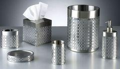 Салфетница Basketweave Silver от Avanti