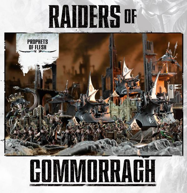 Raiders of Commorragh: Dark Eldar Painting Guide