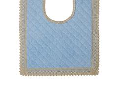 Элитный коврик для унитаза Rombetti голубой от Old Florence