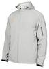 Лыжная утепленная куртка Mormaii Light Grey мужская