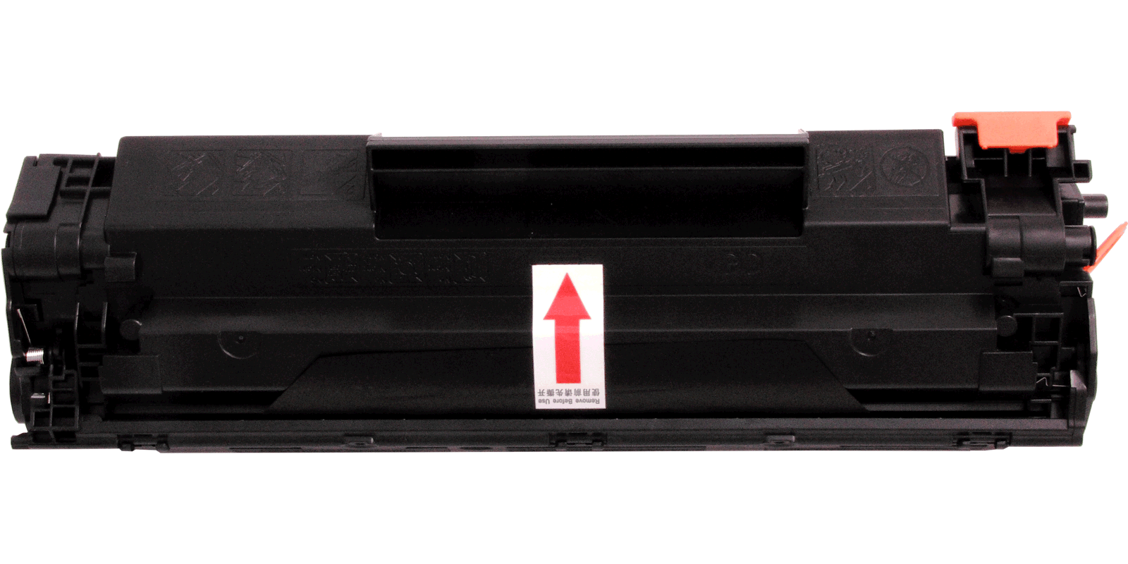 ЦРМ №36A CB436A, черный, до 2000 стр.