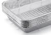 Алюминиевые поддоны для сбора жира