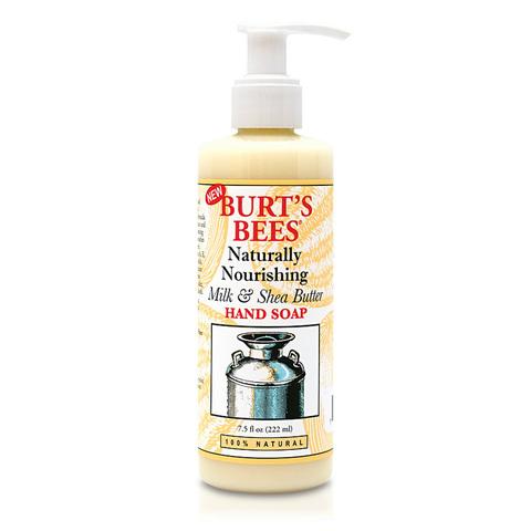 Жидкое мыло для рук с маслом Ши, Burt's Bees
