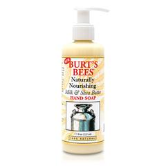 Жидкое мыло для рук с маслом Ши, Burt
