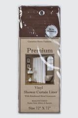 Элитная шторка защитная Premium 4 Gauge Brown от Carnation Home Fashions