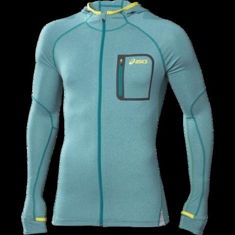 Asics M's Fuji Hoodie рубашка для бега