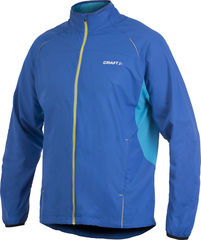 Куртка беговая Craft Active Run Blue