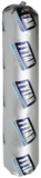 Tytan Professional Герметик Силиконовый Универсальный 600мл (12шт/кор)