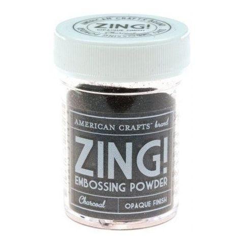 Пудра для эмбоссинга ZING! Chorcoal