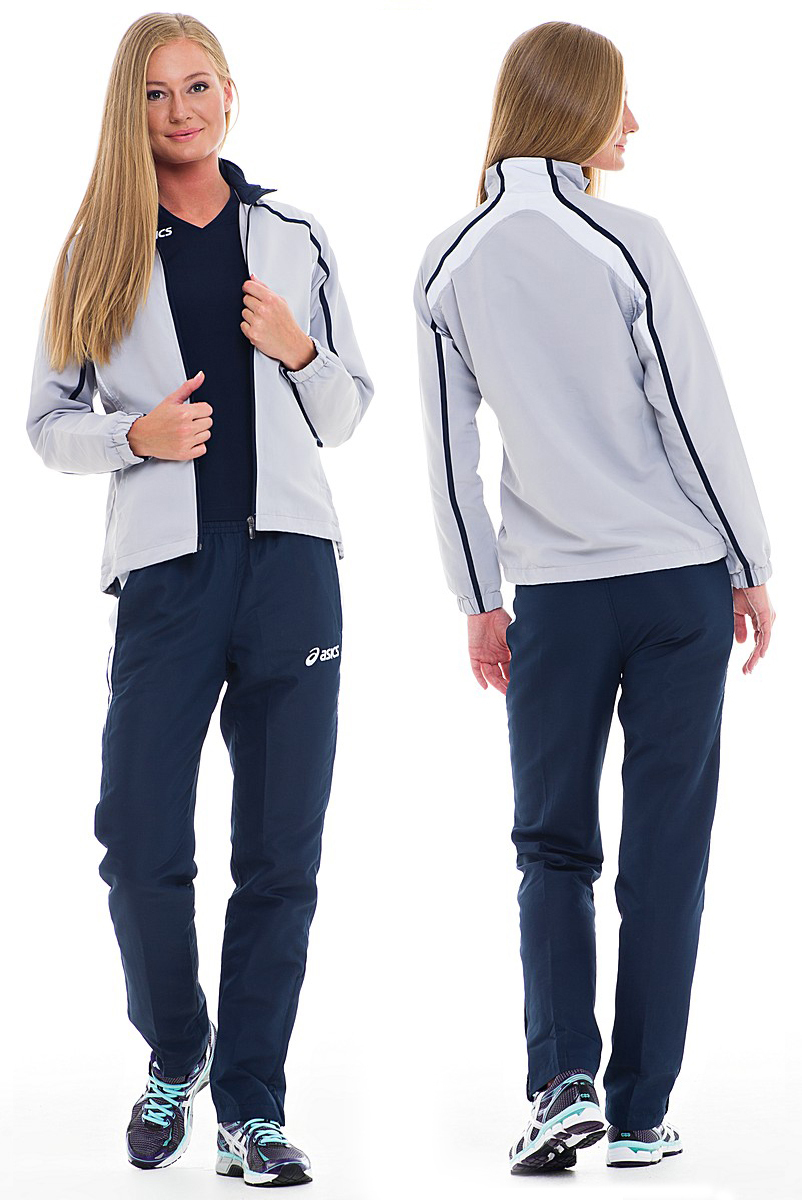 Женский спортивный костюм Asics SUIT PRETTY LADY (T817Z5 UI50)
