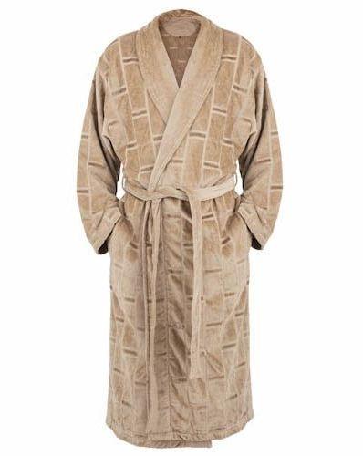 Элитный халат махрово-велюровый Paxton broun от Vossen