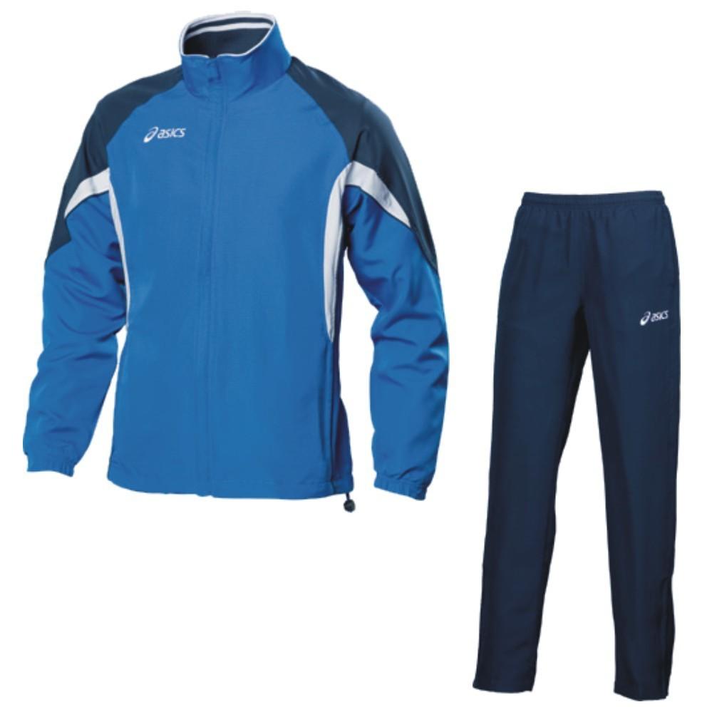 Мужской спортивный костюм ASICS SUIT EUROPE синий (T653Z5 4350)