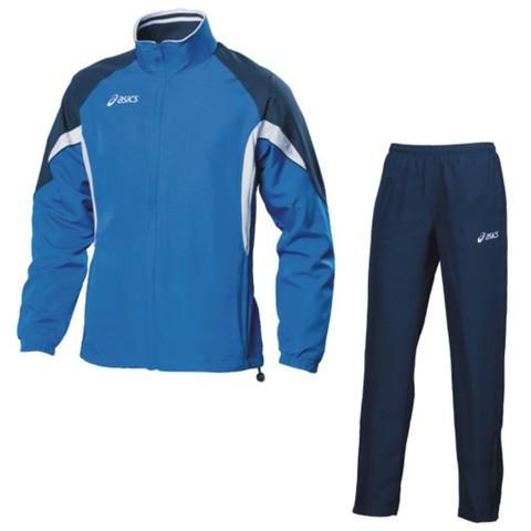 Костюм спортивный ASICS SUIT EUROPE мужской синий