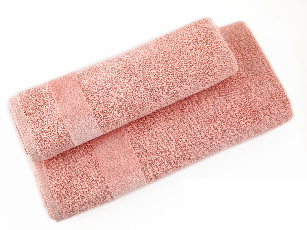 Ванная Полотенце 100х160 Carrara Fyber светло-розовое elitnye-polotentsa-mahrovye-fyber-504-svetlo-rozovye-ot-carrara-italiya.JPG