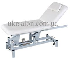 Массажно-косметологическая кушетка 269 с электрической регулировкой высоты и положения спинки