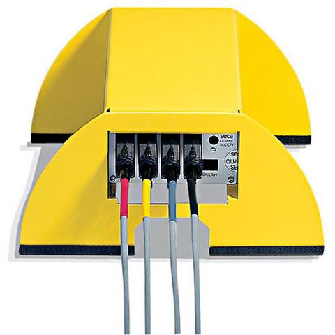 Электронные прикроватные диализные весы Seca 984