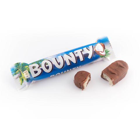 """Шоколадный батончик """"Bounty"""", 55 г"""