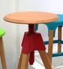 стул барный деревянный  02-38 ( by Mario Forti )