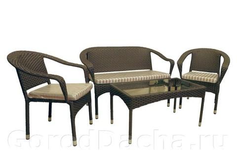 Плетеная мебель «ИДИЛЛИЯ»