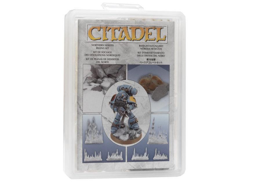 Citadel Northern Wastes Basing Kit