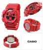 Купить Наручные часы Casio GA-100C-4ADR по доступной цене