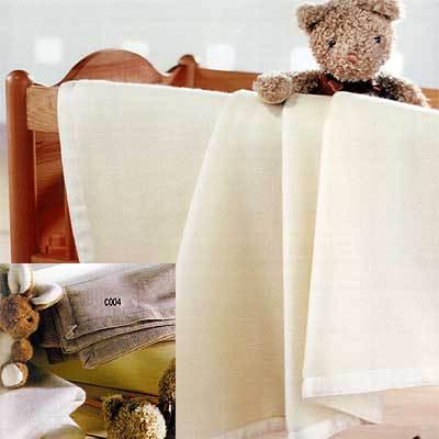Покрывала Покрывало детское 72х110 Zambaiti Natalia Baby белое italyanskoe-pokrivalo-natalia-baby.jpg