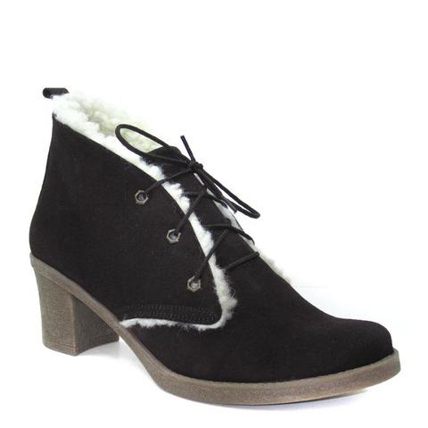 511450 ботинки женские. КупиРазмер — обувь больших размеров марки Делфино