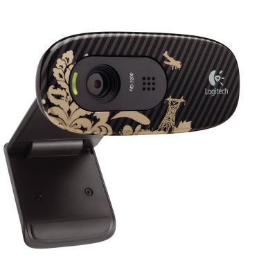 LOGITECH Webcam C270 HD Victorian Wallpaper