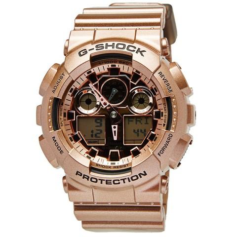 Купить Наручные часы Casio GA-100GD-9ADR по доступной цене
