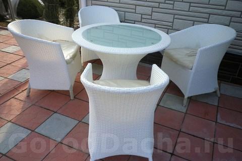 Плетеная мебель «КРИС»