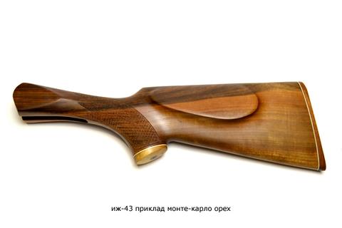 иж-43 приклад монте-карло орех